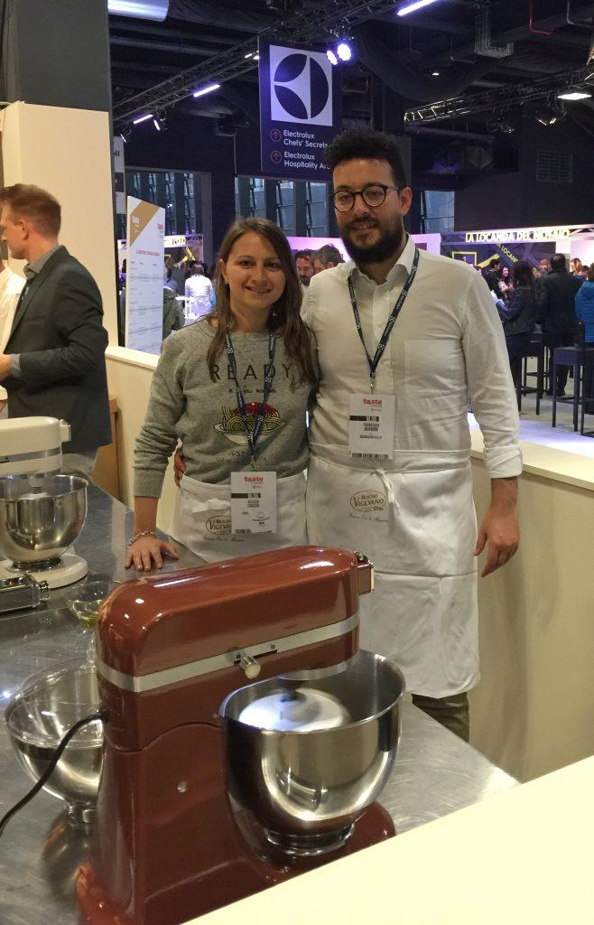 Cooking Classa con Fabrizio Dal Cero