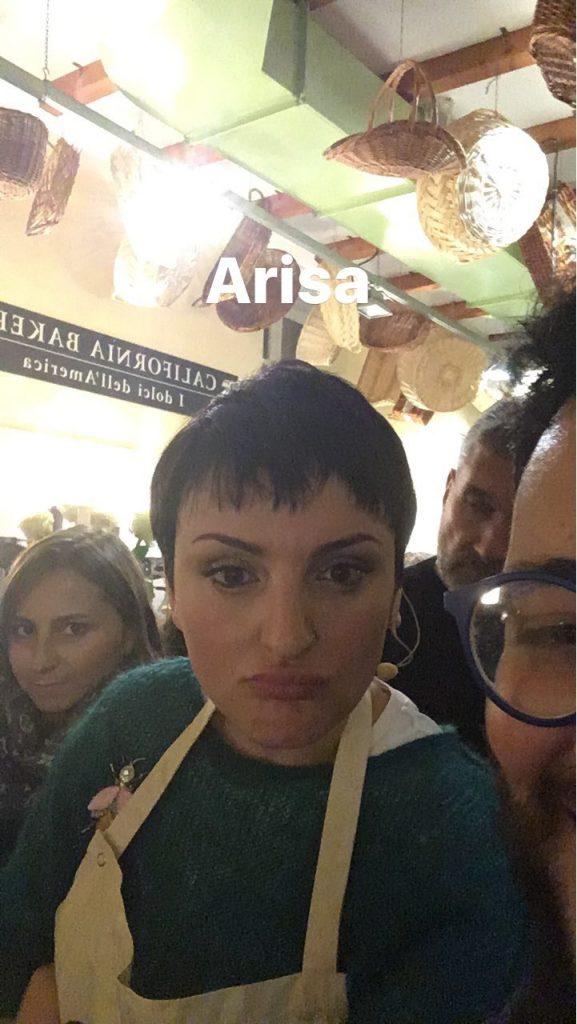 Selfie Arisa